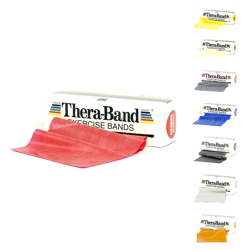 TheraBand Übungsband 5,50m