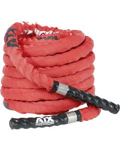 Nylon Protection Rope / Tau 15 Meter Farbe Red
