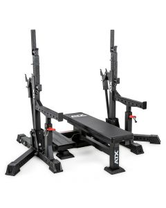 Competition Combo Rack - Wettkampf Rack