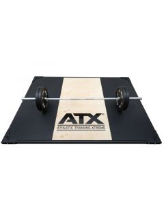 Weight Lifting Platform - Shock Absorption-System