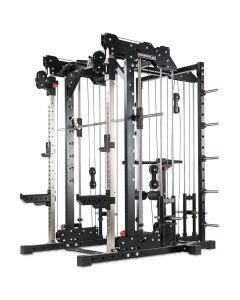 Smith Cable Rack - Komplettset - Plate Load