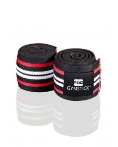 Gymstick Pro Knee Straps (1 Paar)