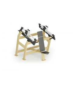 Explode Serie Outdoor Incline Chest / Shoulder