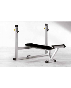 Plate Loaded Outdoor Series Flat Bench Press