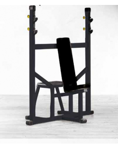 Plate Loaded Outdoor Series Shoulder Press Bench