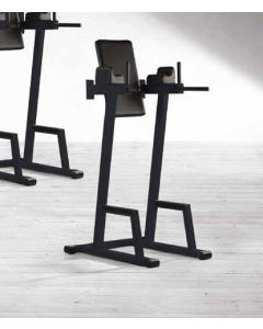Plate Loaded Outdoor Series Leg Raise - Dip Station