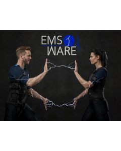 Kabelloses EMS System Made in Germany für 2 Personen.