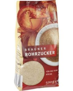Rohrzucker braun Sweet Nature 500 g