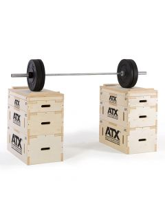 Heavy Weight - Wood Jerk Block Set