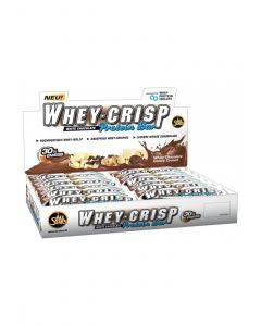 Whey-Crisp Bar, 24 Riegel á 50 g
