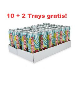 BCAA Drink - TROPIC 10 + 2 Trays gratis!